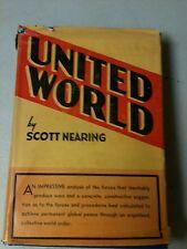 United World By Scott Nearing