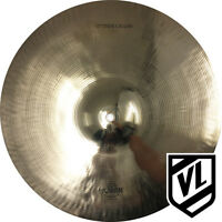 """15"""" WUHAN Thin Crash Cymbal - Traditional Cymbals WUCR15T - NEW"""