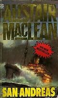 San Andreas Masa Mercado Paperbound Alistair Maclean