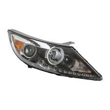 Headlight Assembly-Sport Utility Right Tyc 20-12559-00-1 fits 2013 Kia Sportage