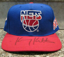 RARE KERRY KITTLES AUTO SIGNED SNAP BACK SPORTS SPECIALTIES CAP NEW JERSEY NETS