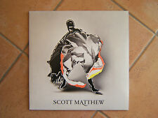 SCOTT MATTHEW - There Is An Ocean..., LP, **mint**