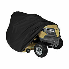 Premium Ride On Lawn Mower Cover Heavy Duty 210D Oxford Dust Rain UV Protection