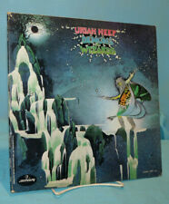 Uriah Heep~Demons and Wizards~Vinyl LP~1972 Mercury Records~SRM-1-630