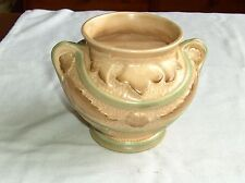 More details for art deco burleigh ware vase/planter height 5