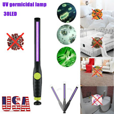Portable LED UV UVC Disinfection USB Lamp Germicidal Sterilizer Light Handheld