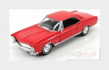 Buick Riviera Gran Sport Coupe 1965 Red WELLY 1:24 WE24072R