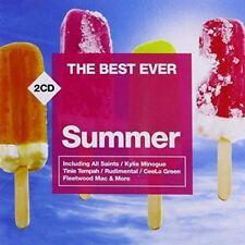 THE BEST EVER SUMMER  2 CD - VARIOUS ARTISTS