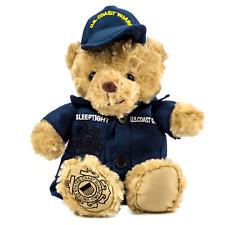 Guard Teddy Bear Military Plush Toys Plush Kids Coastie Sleeptight