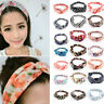Trendy Women Turban Twist Headband Twisted Knotted Knot Hair Band Head Wrap Cute