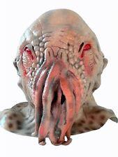 Halloween Creepy Ood Octopus Head Mask Doctor Who Wode Star Horror Masks