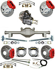 NEW SUSPENSION & WILWOOD BRAKE SET,CURRIE REAR END,POSI-TRAC GEAR,BOOSTER,879312