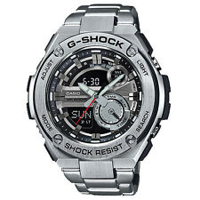 Casio G-Shock GST-210D-1A GST-210D World time Watch Brand New