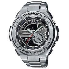 Casio G-Shock GST-210D-1A GST-210D World time Watch Brand New