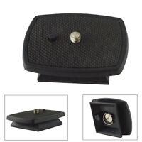 Tripod Quick Release Plate Screw Adapter Mount Head For Digital DSLR SLR Camera