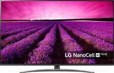 Lg SMART TV 55 Pollici 4K LED Televisore DVB T2 Internet TV Wifi 55SM8200 ITA