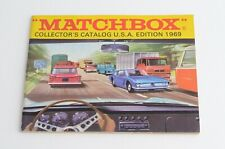 Matchbox Collector's Catalog USA Edition 1969 - (B57)