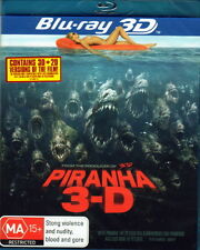 Piranha 3-D (Blu-Ray)