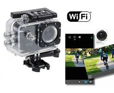 WIFI 1080P 12MP Waterproof Helmet Action DV Sports Camera Cam Camcorder