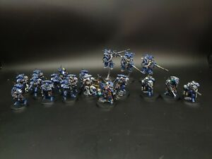 shadowspear Vanguard space marines army ultramarines Pro painted  made to order