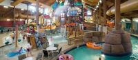 Wisconsin Dells - Wyndham Glacier Canyon 3 BR Dlx (Sleeps 10) Oct 13-17