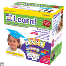 YOUR BABY CAN LEARN! American English SPECIAL EDITION 4--LEVEL KIT