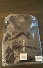 The Works - D100-Blk-2Xl -Black Dress Shirt (2Xl)