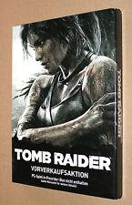 Tomb RAIDER STEELBOOK,,, nessun gioco // NO GAME g1