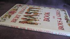 Bert FEGG'S NaStY Book for BOYS & GIRLS -  Hb 1st Ed.   Python guys!   in MELB!