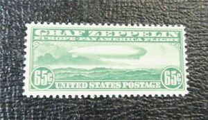 nystamps US Air Mail Stamp # C13 Mint OG NH $275   J22x678