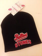 "Rolling Stones ""Team Logo"" Official Beanie Hat NEW"