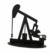 Pump Jack Oil Centerpiece Table Decor Cake Decoration 3 inch