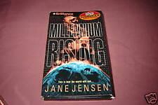 Millennium Rising by Jane Jensen (2000USED audio book