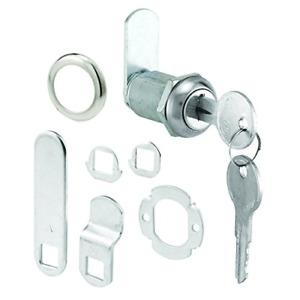 Cabinet Lock Replacement Desk Drawer Lock Keys Steel Part File Tool Box Panel
