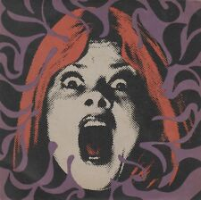 """THE NOZEMS - Psycho! - German 7"""" EP - 1991 - with insert - GARAGE ROCK"""