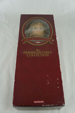 American Girl Nellie O'Malley Irish Retired Red Dress Box Book Nellie's Promise