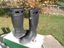 """Gander Mountain Men's Wet Trek ASTM Steel-Toe Work Boot 17"""" Size 8"""