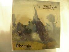 Zauber Phoenix SEALED CD #055/500 LIMITED EDITION Bonus Track PROG ROCK FEM VOX