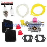 545180811 Carburetor For Poulan BVM210VS SM210VS Leaf Blower Zama Air Filter Kit