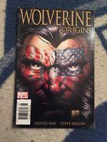 WOLVERINE ORIGINS #2 Super Rare NEWSSTAND [Marvel Comics, 2006]