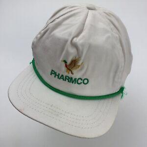 Pharmco Vintage Ball Cap Hat Adjustable Baseball