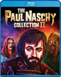 PAUL NASCHY COLLECTION II NEW BLURAY