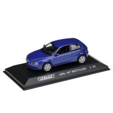 New WELLY Miniature 1:43 Scale Alfa 147 RESTYLING Diecast Model Cars Gifts Toy