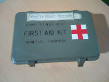 First aid kit militare.