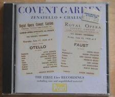 Covent Garden Live - Zenatello and Chaliapin (CD)