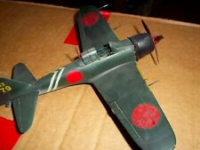 1/48 IJN Zero Fighter Tamiya kit built model