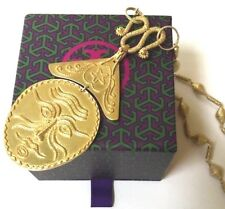 Tory Burch Exclusive Muse Necklace New in Box Retail $498