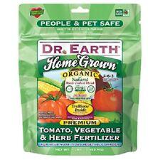Dr. Earth, LB, Home Grown Tomato, Vegetable & Herb Fertilizer