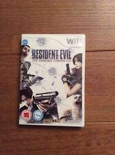 Resident Evil: The Darkside Chronicles (Nintendo Wii, 2009)