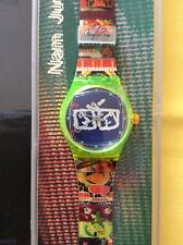 "SWATCH SPECIAL ""ZAPPING"" SLZ104"
